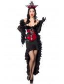 Асимметричная юбка Burlesque Queen (107191) - foto
