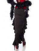 Асимметричная юбка Burlesque Queen (107191) - материал, 6