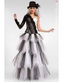 Длинная многослойная пышная юбка X-Style (107143) - foto