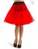 Красный пышный подъюбник X-Style (107154) - foto