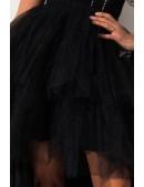 Многослойная пышная юбка-пачка X7201 (107201) - оригинальная одежда, 2