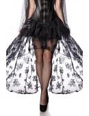 Юбка со шлейфом Vampire Queen L7203 (107203) - foto
