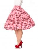 Винтажная юбка в клетку Belsira (107123) - цена, 4
