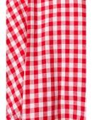 Винтажная юбка в клетку Belsira (107123) - 4, 10
