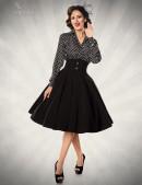 Расклешенная юбка с завышенной талией Belsira (107130) - оригинальная одежда, 2