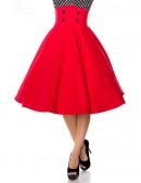 Красная юбка в стиле Ретро (107131) - 3, 8