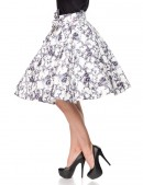Ретро-юбка Belsira (107139) - оригинальная одежда, 2