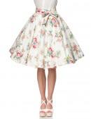 Юбка в стиле 50-х с поясом (107140) - оригинальная одежда, 2