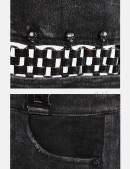 Джинсовая мини-юбка (107095) - 3, 8
