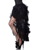 Кружевная юбка со шлейфом X122 (107122) - материал, 6
