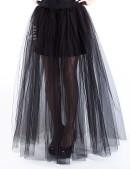 Длинная юбка-пачка (107048) - оригинальная одежда, 2