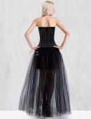 Длинная юбка-пачка (107048) - цена, 4