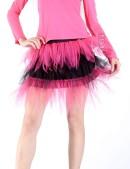 Двухцветная юбка-пачка (107047) - цена, 4