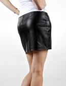 Кожаная юбка Xstyle (107059) - оригинальная одежда, 2