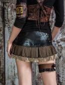 Мини-юбка с навесным карманом (107097) - цена, 4