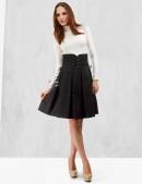 Плиссированная юбка с корсетом (107075) - цена, 4