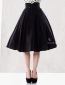 Винтажная юбка-солнце X7105 (107105) - цена, 4