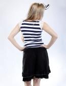 Летняя юбка с поясом (107026) - оригинальная одежда, 2