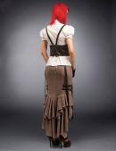 Юбка Стимпанк X121 (107121) - оригинальная одежда, 2