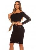 Платье миди с люверсами MF5451 (105451) - 4, 10