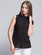 Шифоновая блузка без рукавов XT collection