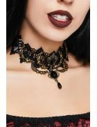 Винтажное ожерелье-чокер DL6236