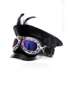 Фуражка с очками в стиле Burning Man