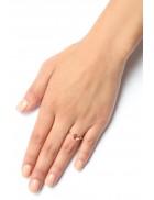 Кольцо I Heart roze
