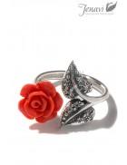 Кольцо Rosaire, J8189