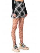 Колготки-сетка черные Cosplay Couture