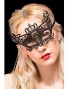 Твердая кружевная маска для глаз A1029
