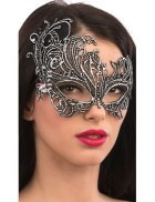 Металлизированная серебристая маска AR049