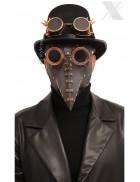 """Комплект """"Чумной доктор"""" (маска, шляпа, очки)"""