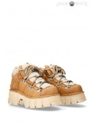 Женские кроссовки из натуральной кожи SOFTY SAFARI