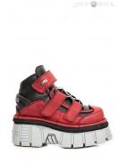 Ботинки кожаные ALASKA ROJO 285-S39