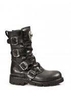 Кожаные ботинки NEW ROCK