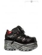 Ботинки на платформе 1075-S7