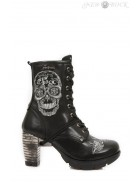 Ботинки Bordados Gris женские