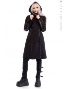 Шерстяное пальто Tech-Academy Xstyle