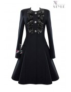 Пальто женское в стиле Ретро X-Style