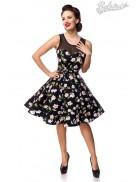Платье в стиле Ретро с цветочным узором B5516