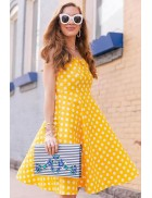Летнее платье в стиле Ретро XC5466