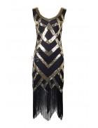 Платье в стиле Чикаго XTC471