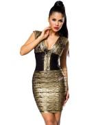 Бандажное платье Amynetti