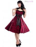 Платье Рокабилли A199