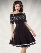 Платье в ретро-стиле