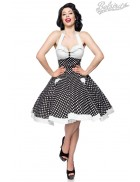 Платье Pin-Up с декольте B5400
