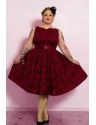 Платье Rockabilly (размеры 2XL-4XL)