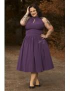 Вечернее платье в стиле Ретро 2XL-4XL