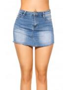 Юбка-шорты джинсовые MFP006